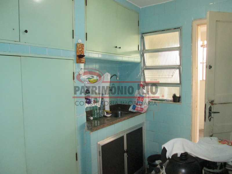 IMG_0476 - Bom apartamento térreo 3qtos com quintal - PAAP30558 - 14