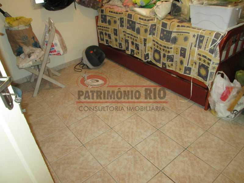 IMG_0477 - Bom apartamento térreo 3qtos com quintal - PAAP30558 - 13