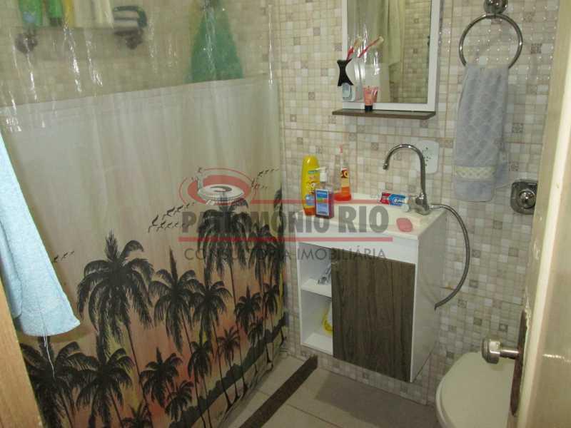 IMG_0478 - Bom apartamento térreo 3qtos com quintal - PAAP30558 - 15