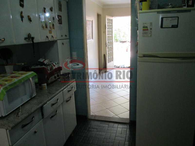 IMG_0479 - Bom apartamento térreo 3qtos com quintal - PAAP30558 - 16