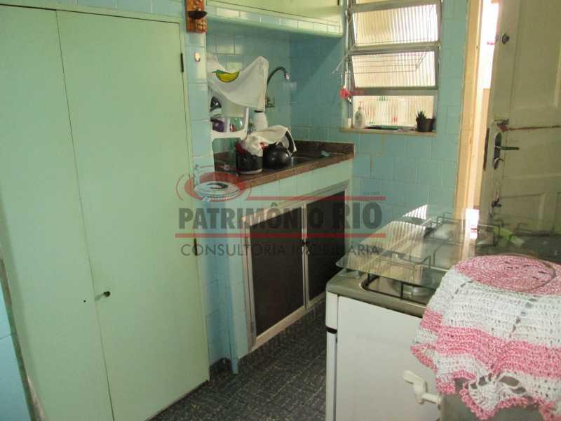 IMG_0480 - Bom apartamento térreo 3qtos com quintal - PAAP30558 - 17