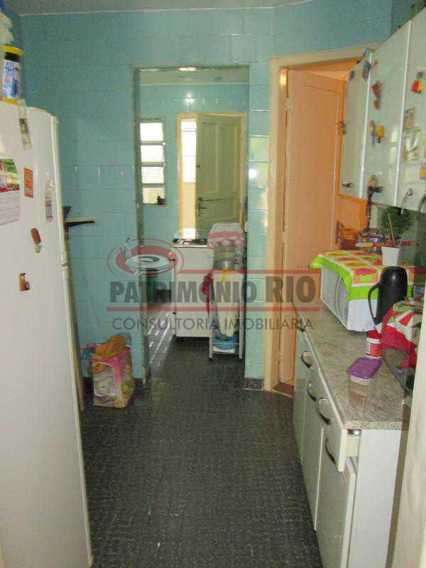 IMG_0481 - Bom apartamento térreo 3qtos com quintal - PAAP30558 - 18