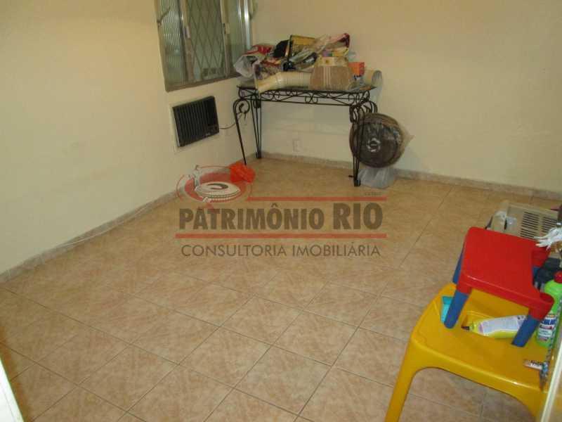 IMG_0482 - Bom apartamento térreo 3qtos com quintal - PAAP30558 - 12
