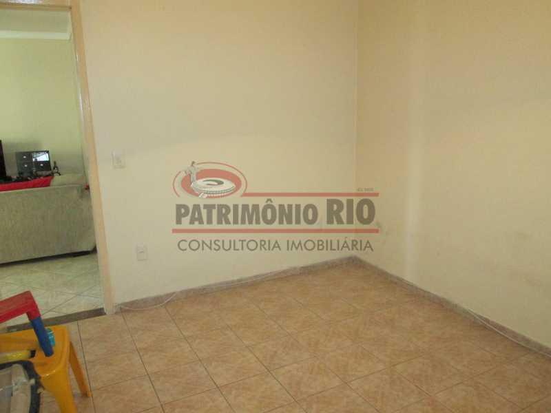 IMG_0483 - Bom apartamento térreo 3qtos com quintal - PAAP30558 - 11
