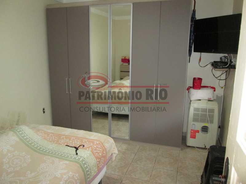 IMG_0484 - Bom apartamento térreo 3qtos com quintal - PAAP30558 - 10
