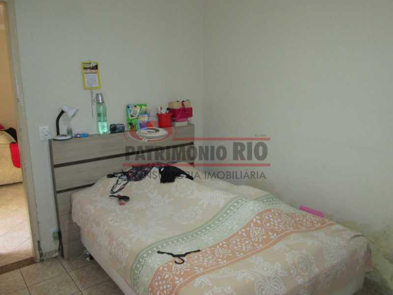 IMG_0485 - Bom apartamento térreo 3qtos com quintal - PAAP30558 - 9