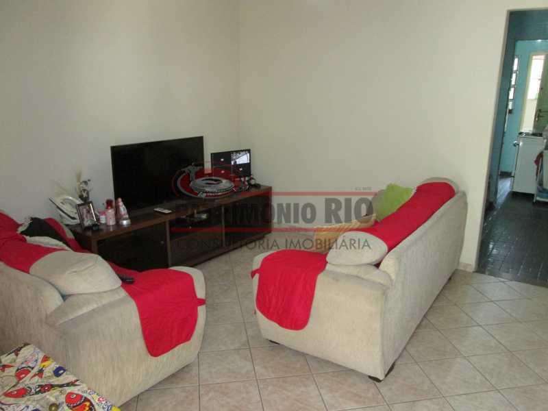 IMG_0486 - Bom apartamento térreo 3qtos com quintal - PAAP30558 - 6