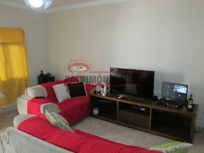 IMG_0487 - Bom apartamento térreo 3qtos com quintal - PAAP30558 - 8