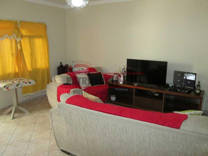 IMG_0488 - Bom apartamento térreo 3qtos com quintal - PAAP30558 - 7