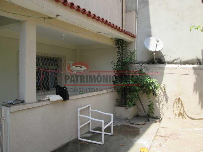 IMG_0490 - Bom apartamento térreo 3qtos com quintal - PAAP30558 - 1