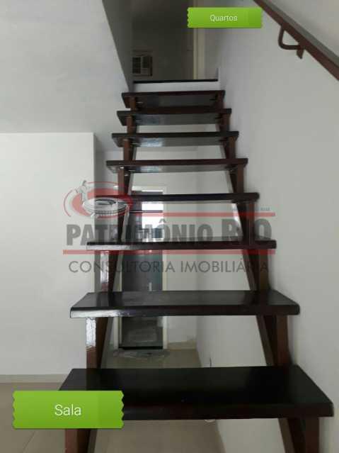 WhatsApp Image 2018-02-26 at 1 - Casa 2qtos com vaga em condomínio fechado Pavuna - PACN20053 - 8