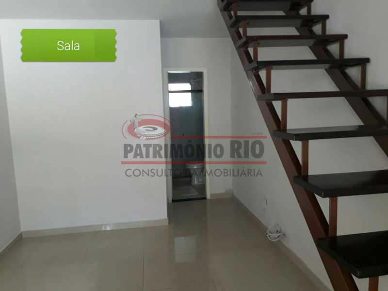 WhatsApp Image 2018-02-26 at 1 - Casa 2qtos com vaga em condomínio fechado Pavuna - PACN20053 - 7
