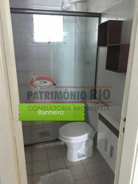 WhatsApp Image 2018-02-26 at 1 - Casa 2qtos com vaga em condomínio fechado Pavuna - PACN20053 - 13