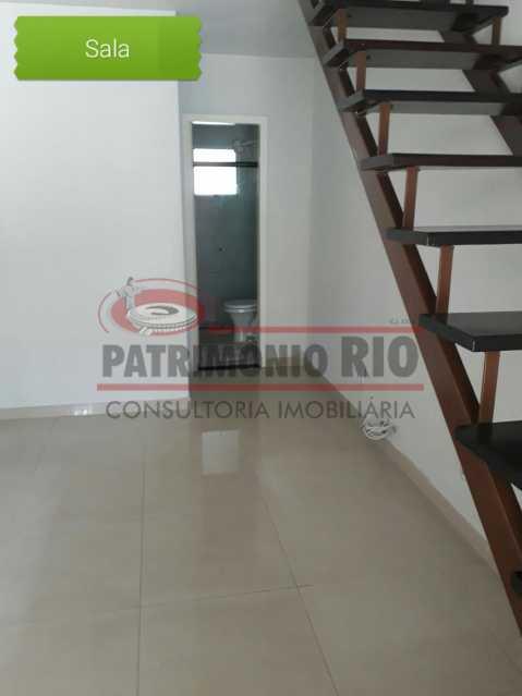 WhatsApp Image 2018-02-26 at 1 - Casa 2qtos com vaga em condomínio fechado Pavuna - PACN20053 - 4