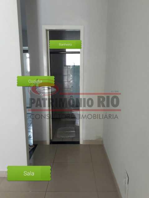 WhatsApp Image 2018-02-26 at 1 - Casa 2qtos com vaga em condomínio fechado Pavuna - PACN20053 - 6