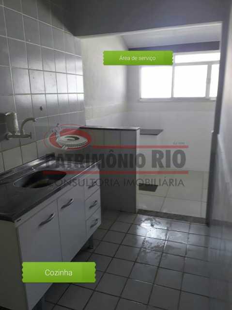 WhatsApp Image 2018-02-26 at 1 - Casa 2qtos com vaga em condomínio fechado Pavuna - PACN20053 - 14
