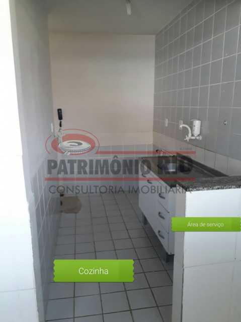 WhatsApp Image 2018-02-26 at 1 - Casa 2qtos com vaga em condomínio fechado Pavuna - PACN20053 - 15