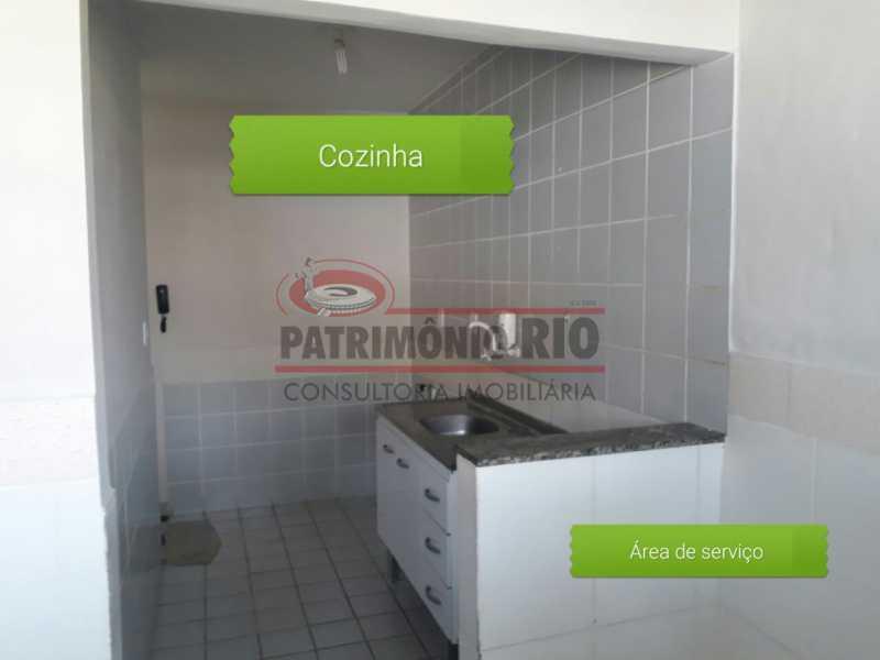 WhatsApp Image 2018-02-26 at 1 - Casa 2qtos com vaga em condomínio fechado Pavuna - PACN20053 - 16