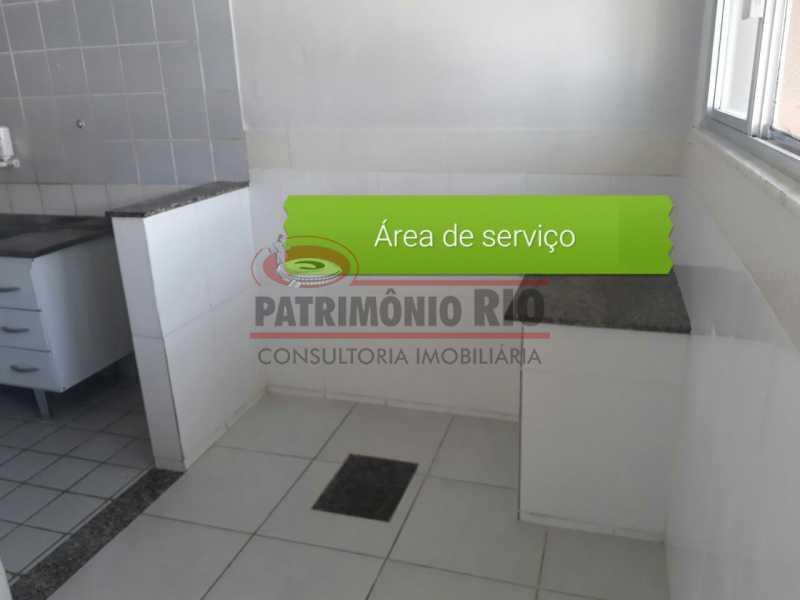 WhatsApp Image 2018-02-26 at 1 - Casa 2qtos com vaga em condomínio fechado Pavuna - PACN20053 - 17