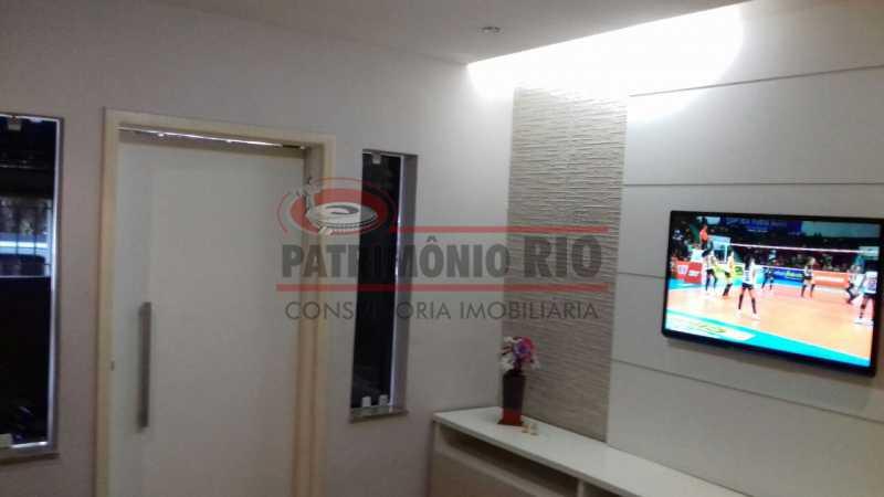 FL4 - Apartamento tipo casa entrada independente. - PAAP30567 - 8