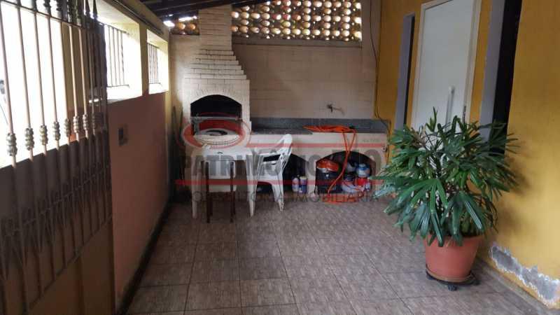 FL23 - Apartamento tipo casa entrada independente. - PAAP30567 - 21