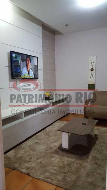 FL28 - Apartamento tipo casa entrada independente. - PAAP30567 - 3