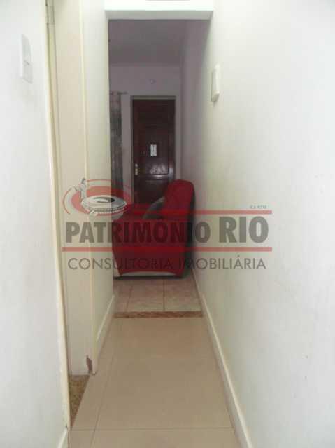 25 - Apartamento térreo todo reformado - PAAP22135 - 27