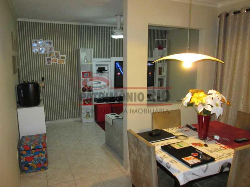 IMG_0616 - apartamento duplex 2 qtos, varanda, garagem, del castilho - PAAP22158 - 1