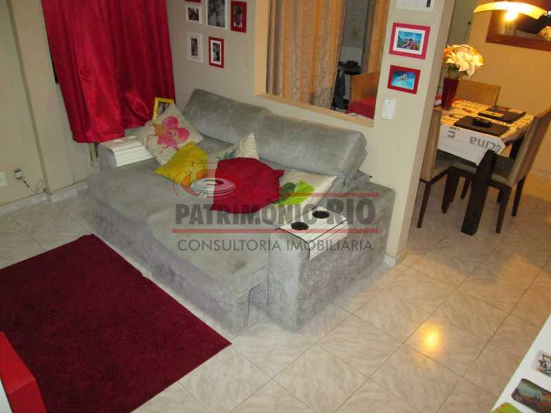 IMG_0618 - apartamento duplex 2 qtos, varanda, garagem, del castilho - PAAP22158 - 4