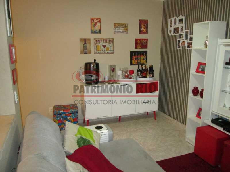 IMG_0619 - apartamento duplex 2 qtos, varanda, garagem, del castilho - PAAP22158 - 5