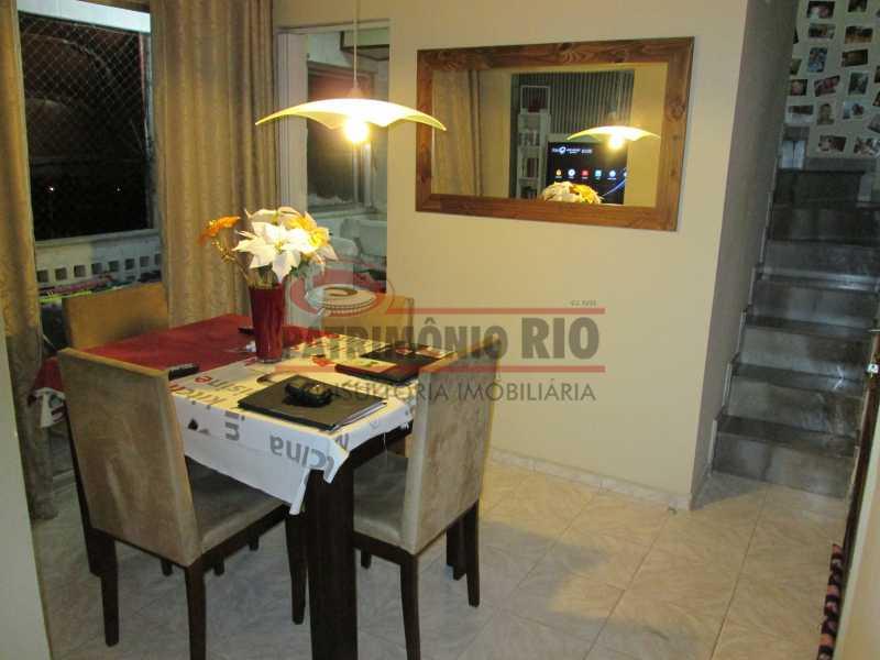 IMG_0621 - apartamento duplex 2 qtos, varanda, garagem, del castilho - PAAP22158 - 6