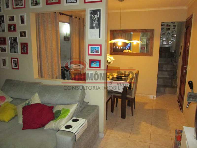 IMG_0622 - apartamento duplex 2 qtos, varanda, garagem, del castilho - PAAP22158 - 7