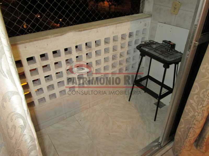 IMG_0625 - apartamento duplex 2 qtos, varanda, garagem, del castilho - PAAP22158 - 9