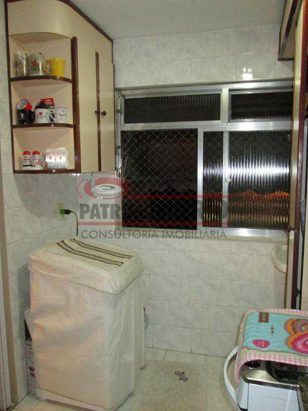 IMG_0628 - apartamento duplex 2 qtos, varanda, garagem, del castilho - PAAP22158 - 14
