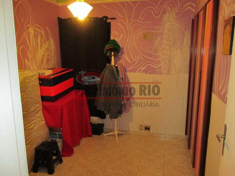 IMG_0638 - apartamento duplex 2 qtos, varanda, garagem, del castilho - PAAP22158 - 22