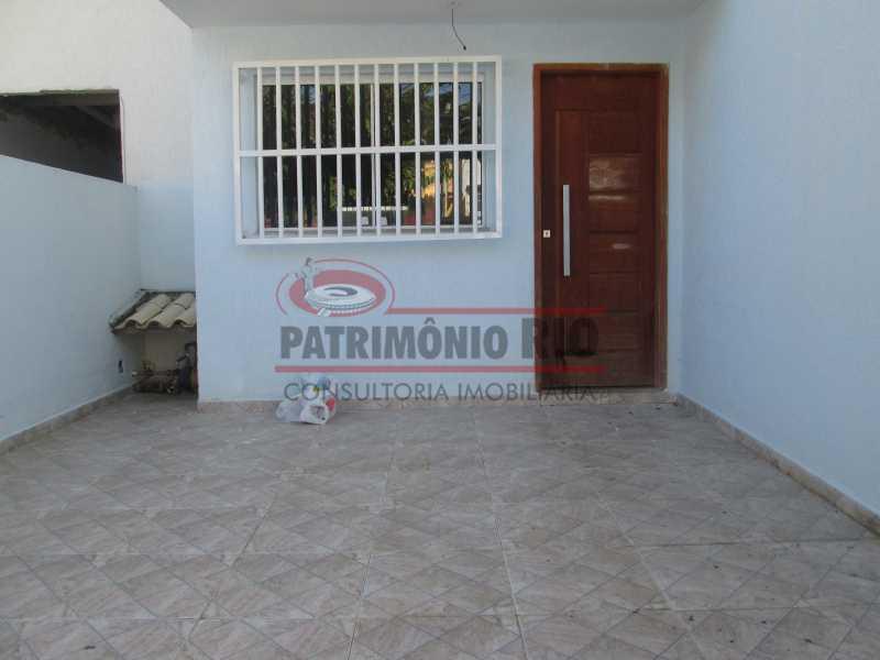 01 - Casa 3 quartos à venda Vista Alegre, Rio de Janeiro - R$ 500.000 - PACA30323 - 1