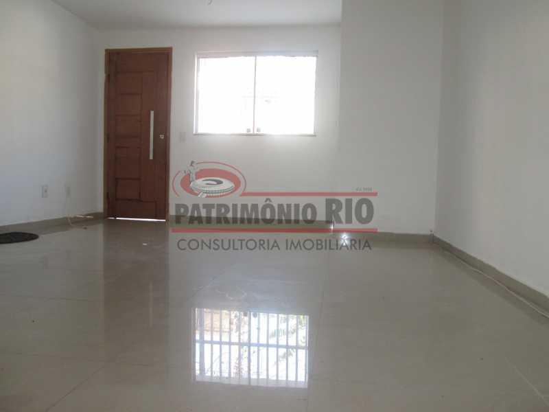 02 - Casa 3 quartos à venda Vista Alegre, Rio de Janeiro - R$ 500.000 - PACA30323 - 3