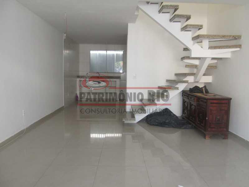03 - Casa 3 quartos à venda Vista Alegre, Rio de Janeiro - R$ 500.000 - PACA30323 - 4