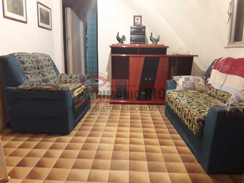 02 - casa vazia 2qtos com terraço - PACA20399 - 3