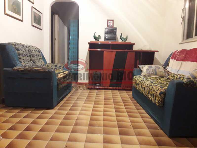 06 - casa vazia 2qtos com terraço - PACA20399 - 7