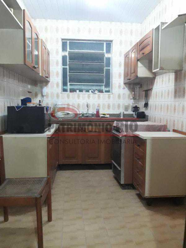 20 - casa vazia 2qtos com terraço - PACA20399 - 21