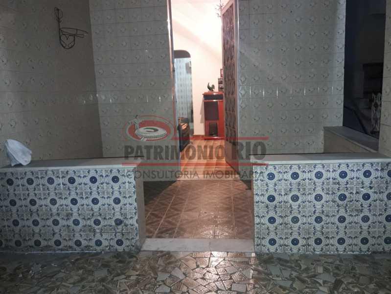 01 - casa vazia 2qtos com terraço - PACA20399 - 1