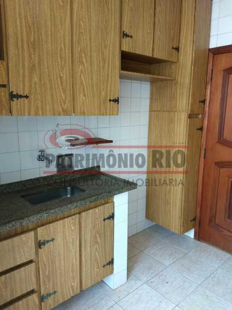 4.Cozinha - ótimo apto 2qtos Engenho de Dentro - PAAP22198 - 14