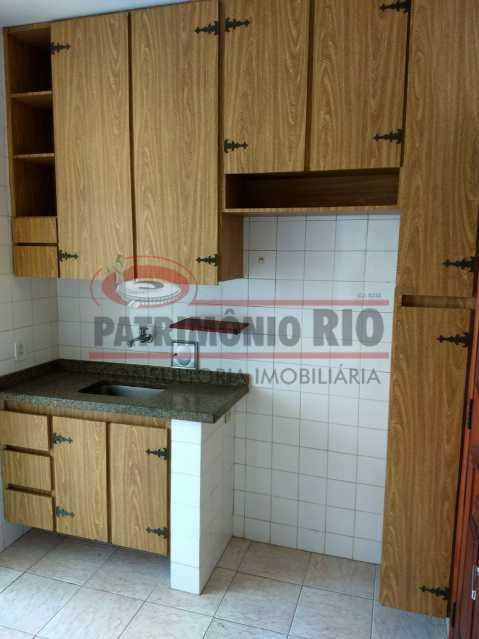 6.Cozinha - ótimo apto 2qtos Engenho de Dentro - PAAP22198 - 13