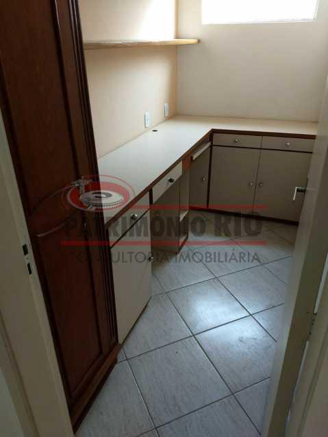 15.Home Office - ótimo apto 2qtos Engenho de Dentro - PAAP22198 - 17