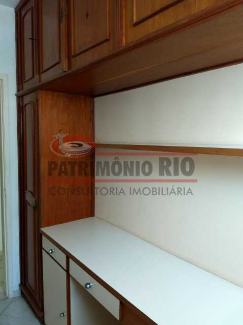 16.Home Office - ótimo apto 2qtos Engenho de Dentro - PAAP22198 - 18