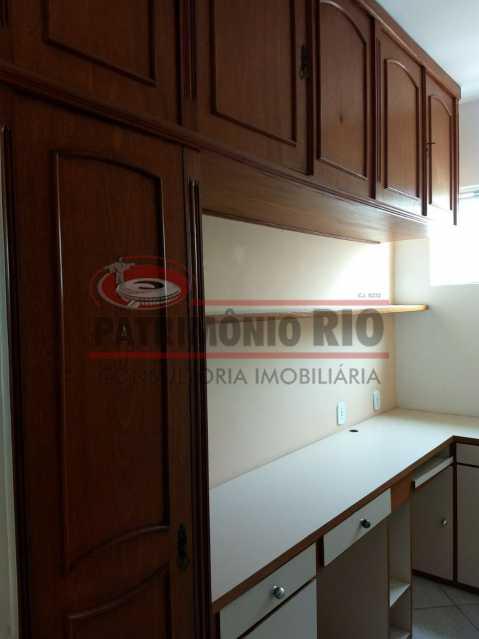 17.Home Office - ótimo apto 2qtos Engenho de Dentro - PAAP22198 - 19