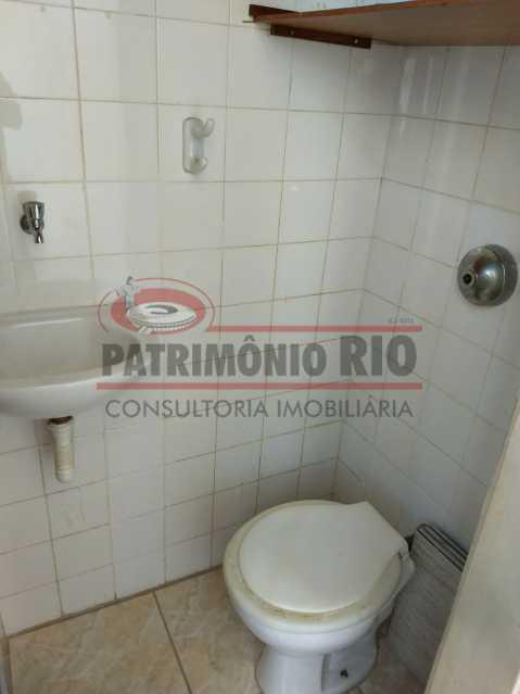 19.Banheiro de servico - ótimo apto 2qtos Engenho de Dentro - PAAP22198 - 20