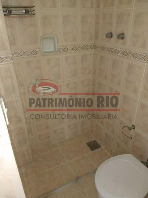 20.Banheiro de servico - ótimo apto 2qtos Engenho de Dentro - PAAP22198 - 21