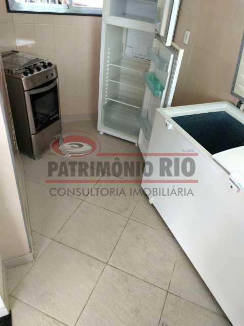 24.Cozinha da Churrasqueira - ótimo apto 2qtos Engenho de Dentro - PAAP22198 - 24